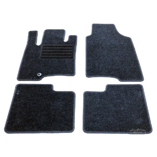 Tapis de sol textile Fiat Panda -312-