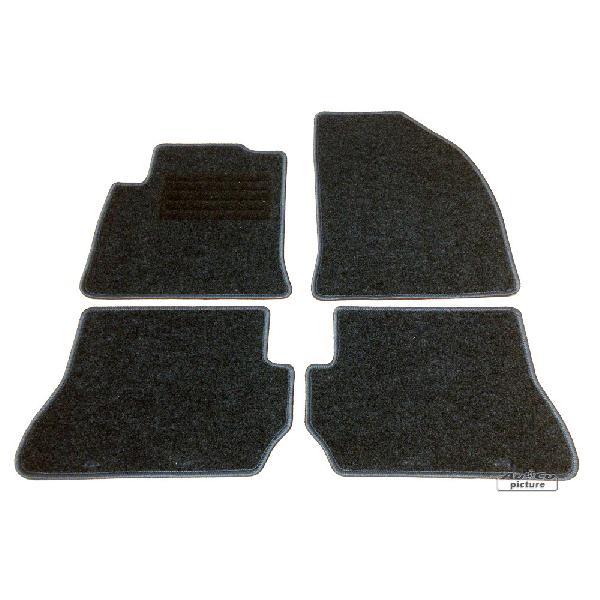 Tapis de sol textile Ford Fiesta MK5 / Fusion