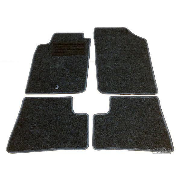 Tapis de sol textile Peugeot 206