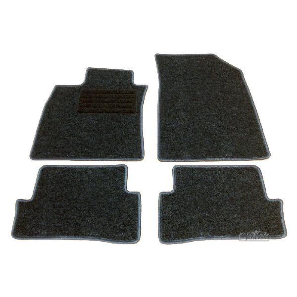 Tapis de sol textile Renault Clio III