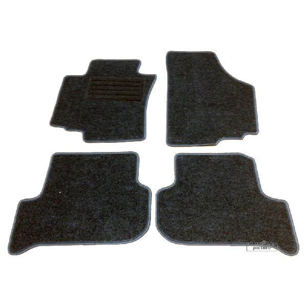 Tapis de sol textile Seat Leon -1P-