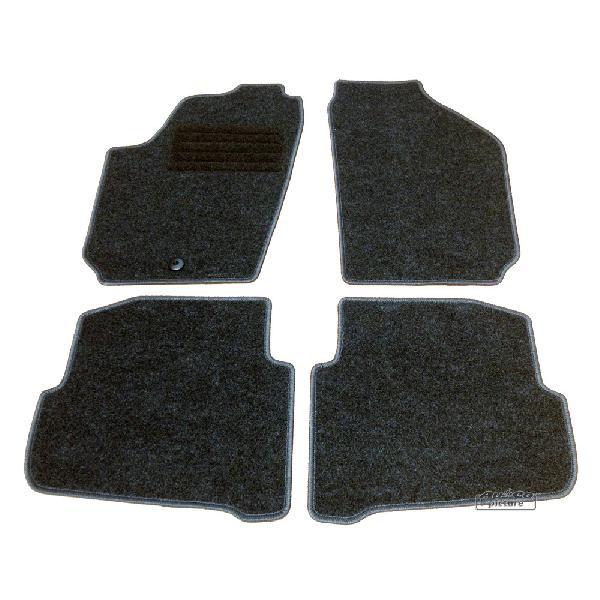 Tapis de sol textile Skoda Fabia I