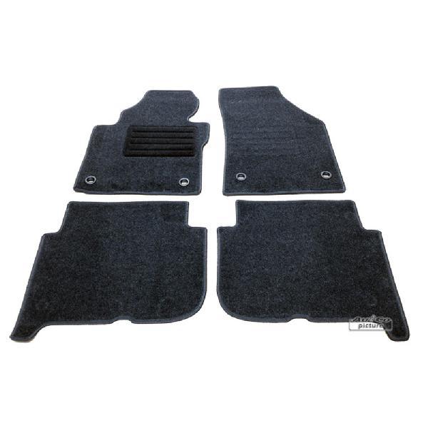 Tapis de sol textile VW Touran [Voiture : Volkswagen > Touran (ap03)]