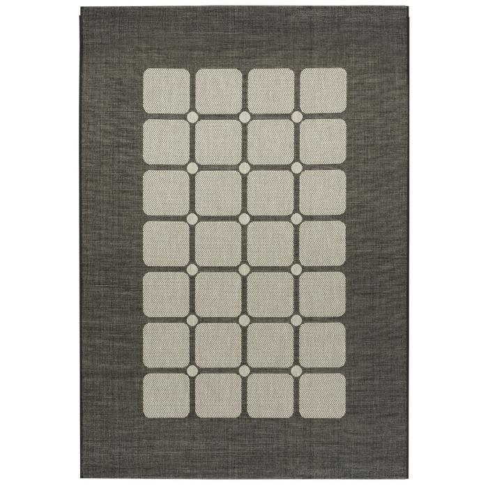 Floorluxe floorluxe tapis de salon 80x150 cm black for Tapis salon black friday