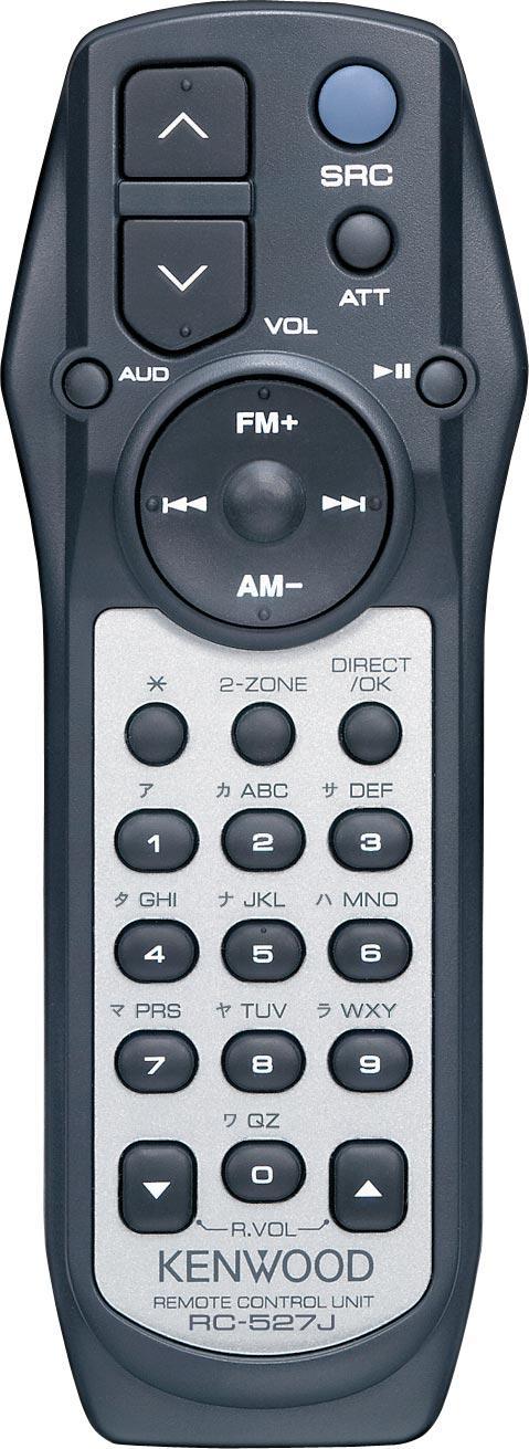 kenwood kca rc547 telecommande infrarouge 9943. Black Bedroom Furniture Sets. Home Design Ideas