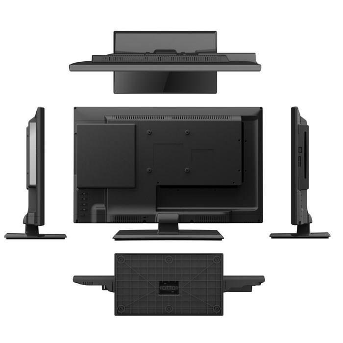 oceanic tv cc215b2 full hd 1080p 55cm 21 5 39 pouces. Black Bedroom Furniture Sets. Home Design Ideas