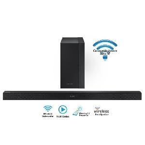 Televiseur Led Samsung - HW-K450 Barre de son 300W. bluetooth. caisson de basse sans fil