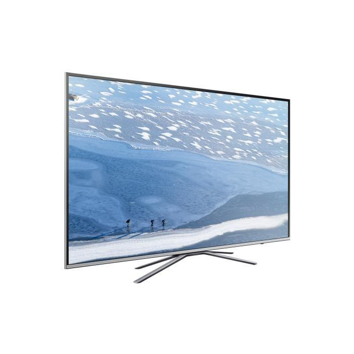 samsung ue55ku6400uxzf tv led uhd 55 39 39 smart tv 1500 pqi 138 cm 357678. Black Bedroom Furniture Sets. Home Design Ideas