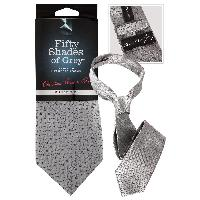 Tenues homme Fifty Shades of Grey - Cravate Christian Grey
