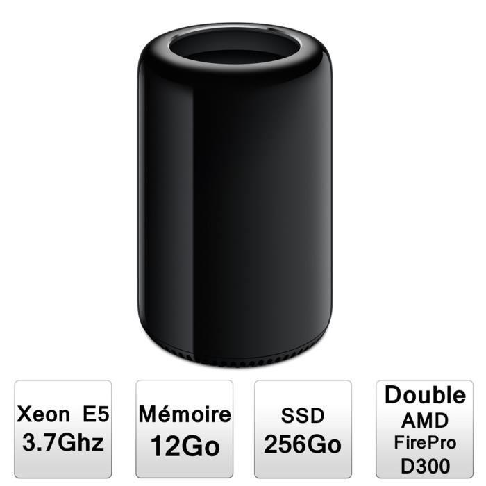 apple apple ordinateur de bureau macpro me253f a 275673. Black Bedroom Furniture Sets. Home Design Ideas