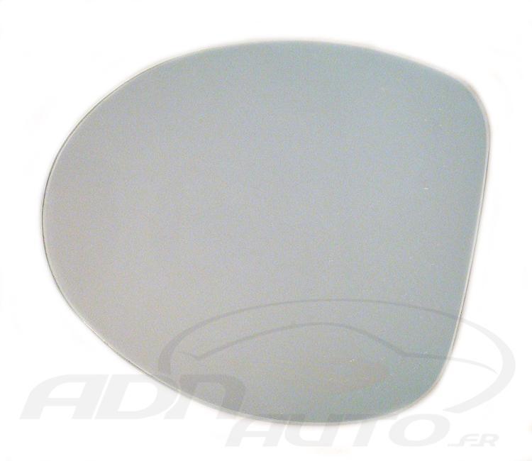 1 vitre de remplacement pour retroviseur renault twingo 93 07 gauche promo adn 86084. Black Bedroom Furniture Sets. Home Design Ideas