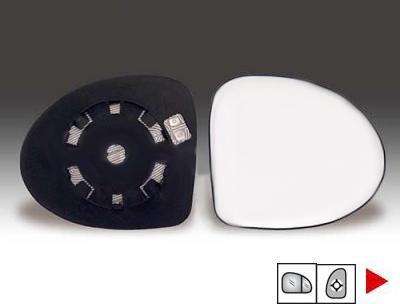 1 vitre de remplacement pour retroviseur renault twingo i droit promo adn 86083. Black Bedroom Furniture Sets. Home Design Ideas