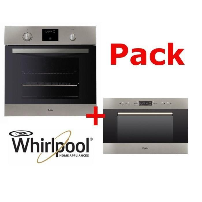whirlpool pack cuisson wirlpool four micro ondes 272320. Black Bedroom Furniture Sets. Home Design Ideas